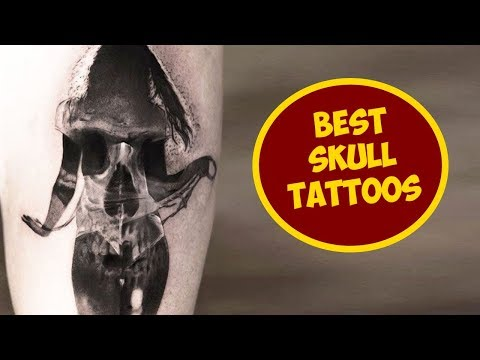 Best Skull Tattoos You Have To See Before You Die