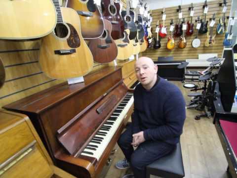 Steinway Model Z Upright Piano By Sherwood Phoenix Pianos