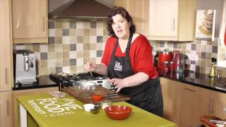Barbecue Potato Salad With Crispy Bacon! Recipe By Chef Paula Mcintyre