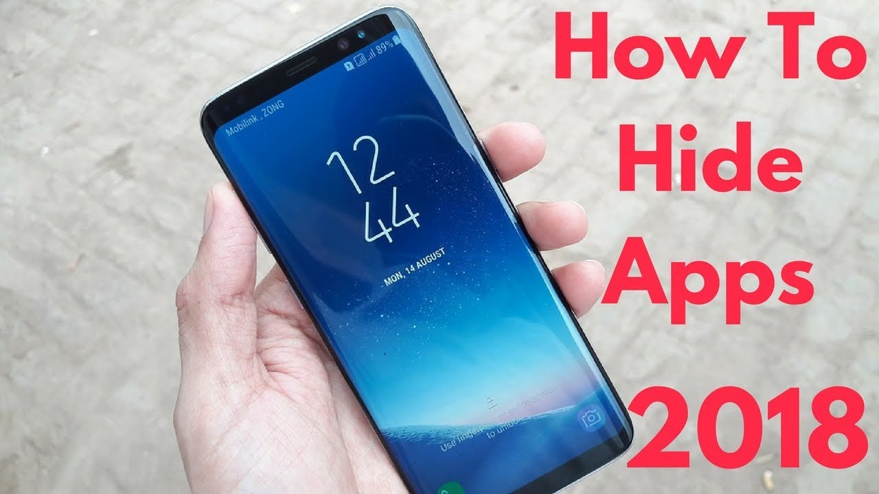 How to hide apps without ROOT on Android | Android Development and