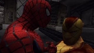 Spider-Man (2002) - Walkthrough Part 7 - Showdown With Shocker (Spider-Man Vs. Shocker)
