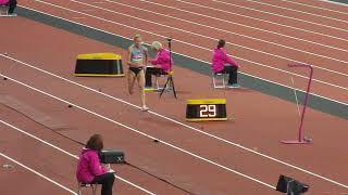 Klishina 7.00m 2nd place - London in women's long jump final