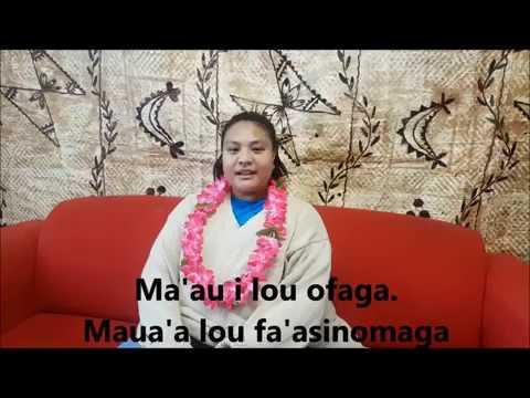 Samoan Language Week 2017- Day One (UC Pasifika)
