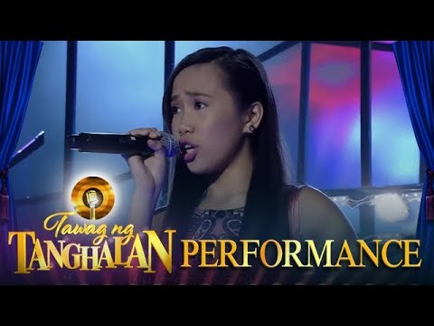 Tawag ng Tanghalan: Eloizza Marie Donque | Stand Up For Love