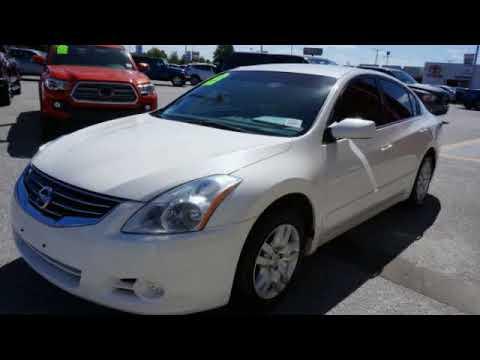 2012 Nissan Altima Columbus GA CC233010
