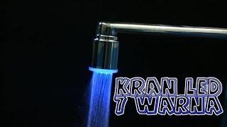 Kran Air LED 7 Warna