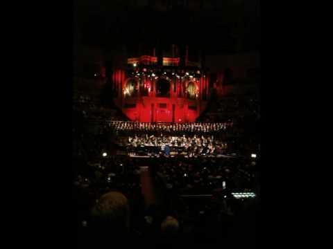 Ennio Morricone - Royal Albert Hall, London. 10th April 2010