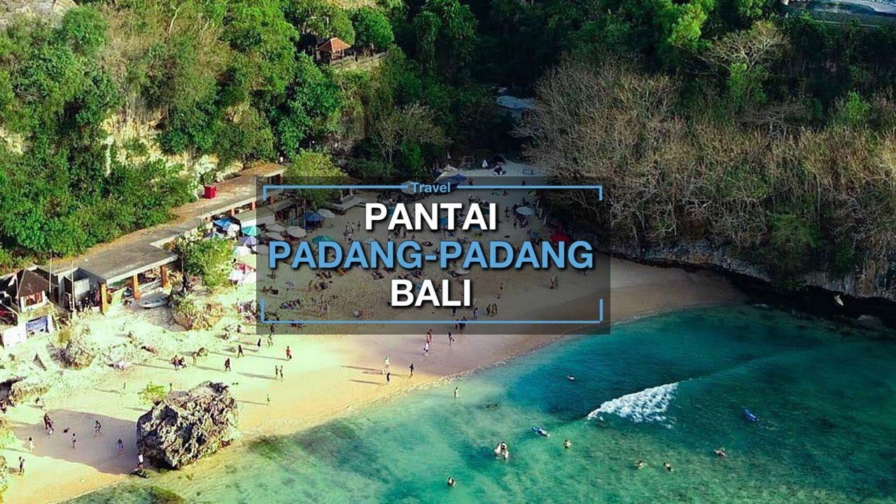 Padang-padang Beach Bali, Surga Tersembunyi di Balik Tebing