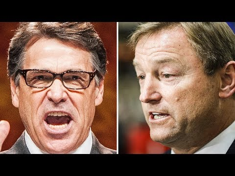 Rick Perry May Have Just Killed Dean Heller's Chances For Reelection