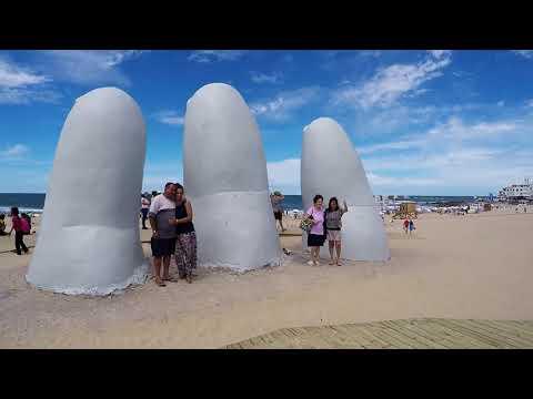 Travel The World With Suze; Punta Del Este, Uruguay