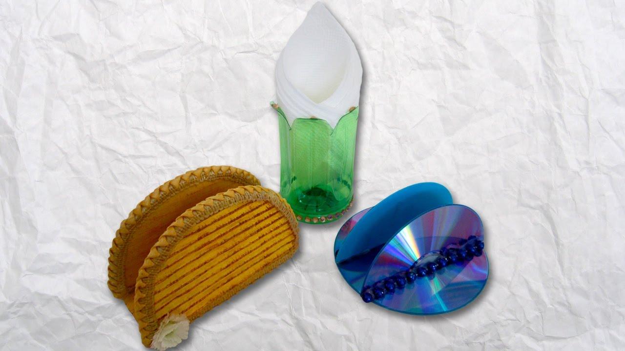 Салфетница своими руками из пластиковых бутылок фото 185