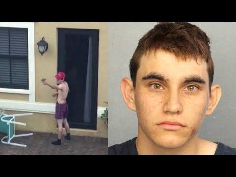Shocking Video Shows Nikolas Cruz Firing BB Gun Months Before School Shooting