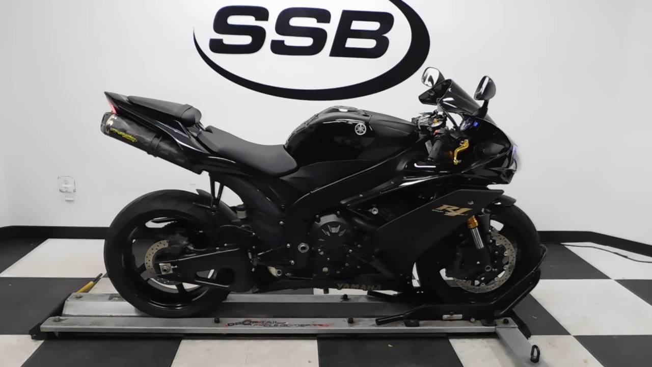 2008 Yamaha YZF-R1 Raven - used motorcycle for sale - Eden Prairie ...