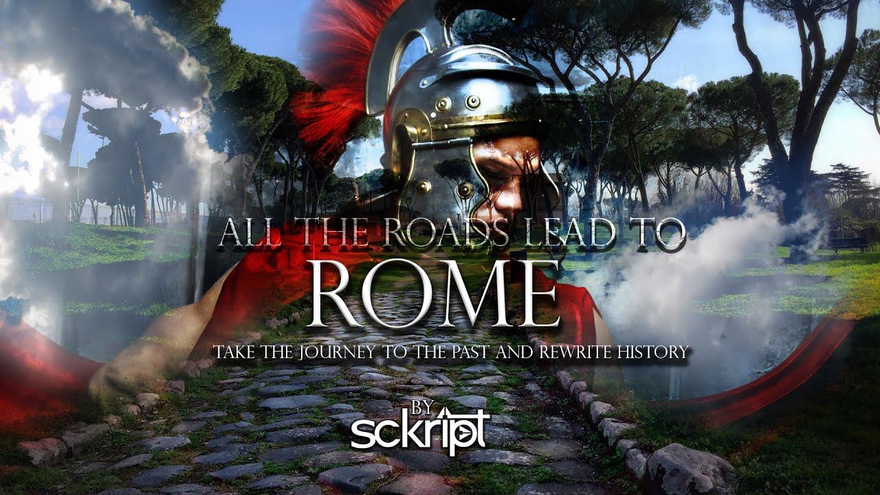 Sckript Ancient Rome Characters 4 0