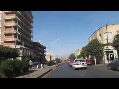 Eritrea, Asmara City Drive