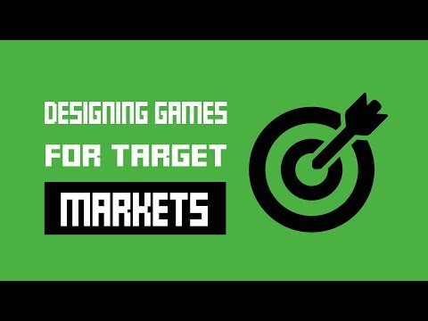 How To Design Games For Your Target Market