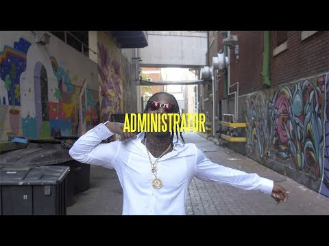 Bam Beezy Bayb | Administrator (Prod. by 2Peece) {OFFICIAL MUSIC VIDEO}