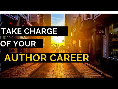 Take Charge of Your Author Career, Episode 159 Mp3