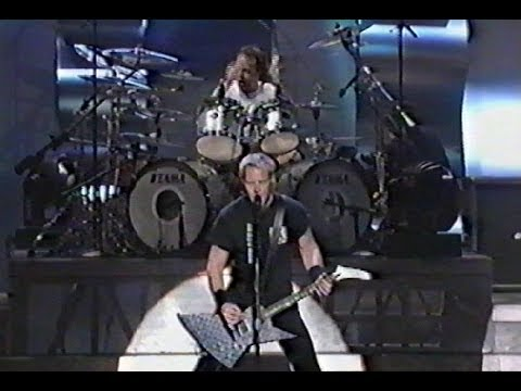 Metallica - Seattle, WA, USA [2000.06.23] Full Concert