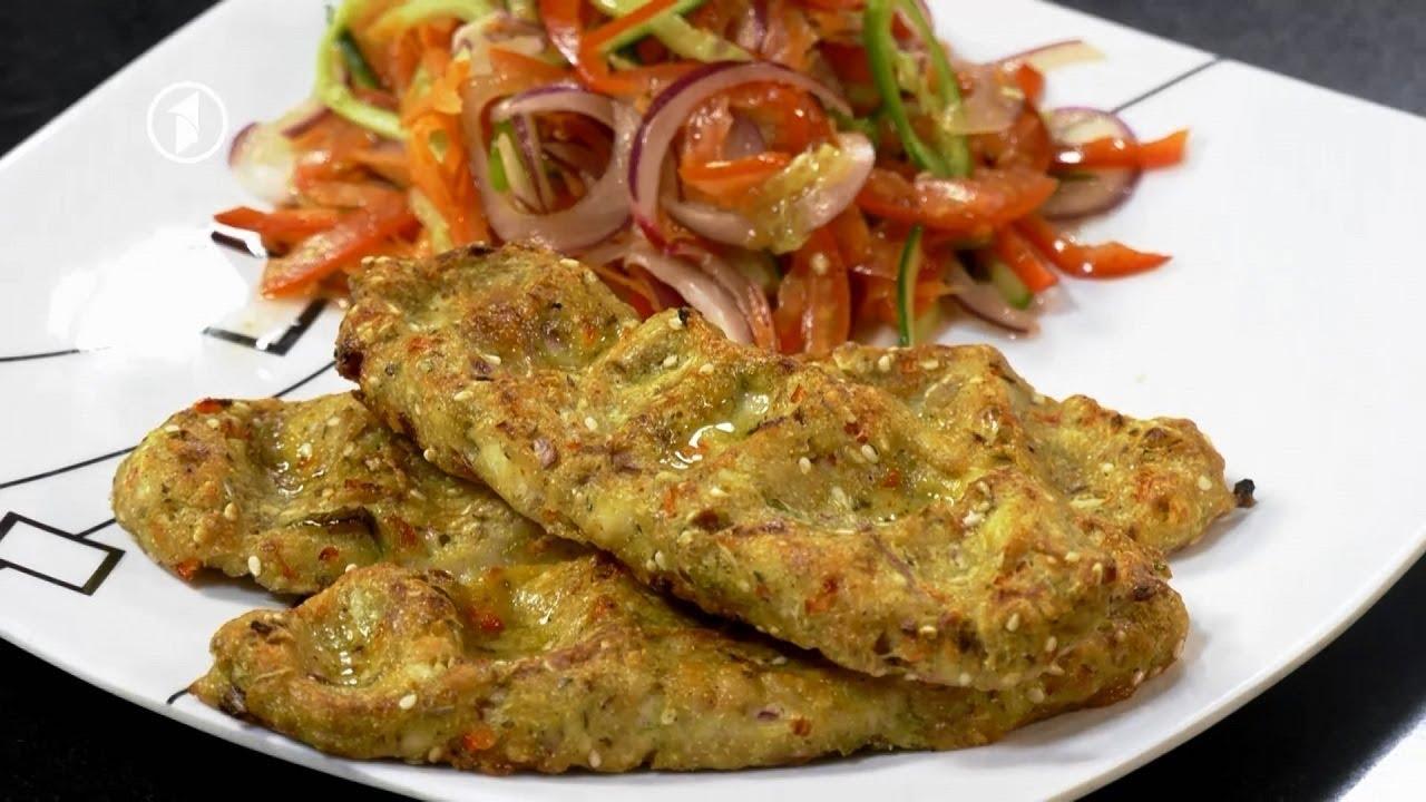 Ashpazi - Kabab Gosht Murgh - آشپزی - کباب گوشت مرغ