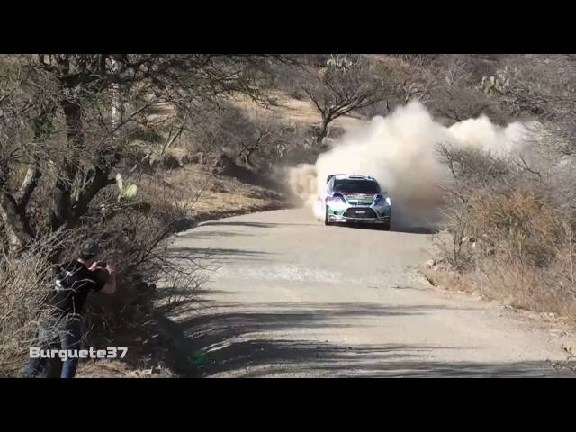 WRC Rally Mexico 2011 Guanajuato Travel Video