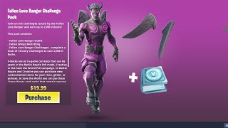 NEW PACK*Demonic love mount*NEW FORTNITE STORE 15/02/19