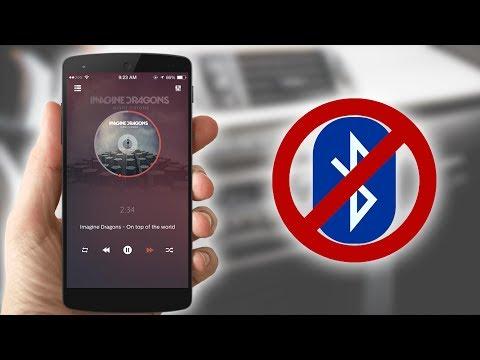 AJOUTER LE BLUETOOTH DANS SA VOITURE SANS CHANGER L'AUTORADIO - TRANSMETTEUR FM AUKEY