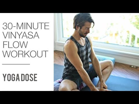 Vinyasa Flow Workout - 30 Min