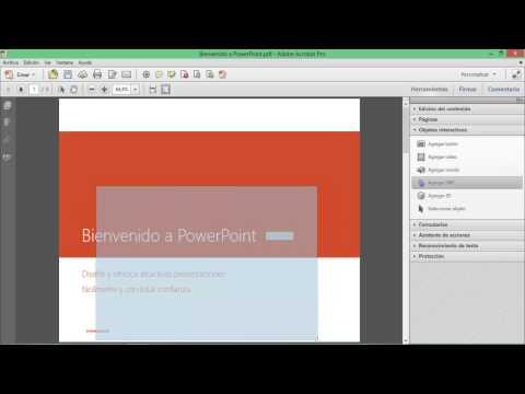 Como Usar Adobe Acrobat XI Pro