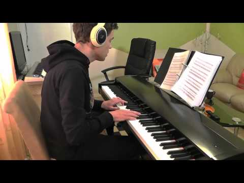 Taylor Swift - Style - Piano Cover -...