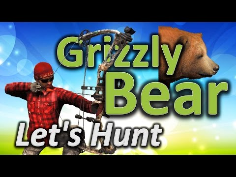theHunter Hunting Game - Let's Hunt GRIZZLY BEAR