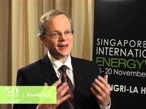 Mark Fitzpatrick of the International Institute for Strategic Studies on nuclear energy