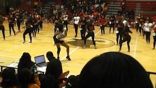 Repeat youtube video 2013 Dancing Dolls Try Outs (Slow Stands pt.1) w. Alumni