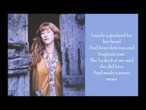 La Belle Dame Sans Merci - Loreena McKennitt - (Lyrics)