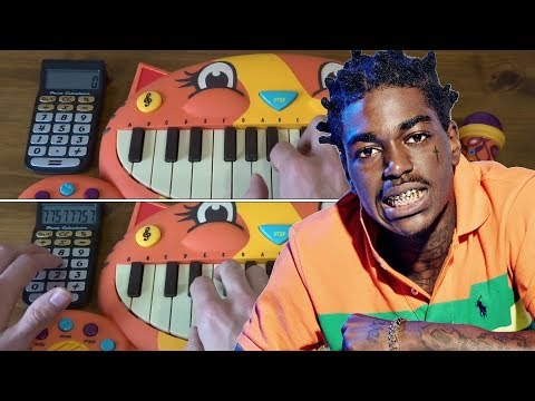 KODAK BLACK - TUNNEL VISION PLAYED ON 3 CAT PIANOS AND A DRUM CALCULATOR