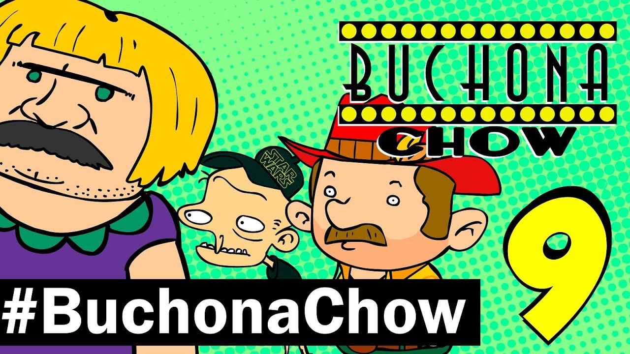 #BuchonaChow EP 9 (Star Wars El Despertar de la Fuerza, Snoopy y Charlie Brown)