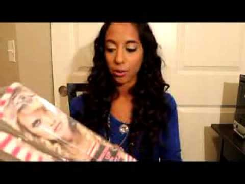 review: bed head curlipops 1' tourmaline curling wand - youtube