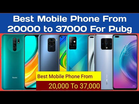 7 Best Mobiles Phone From 20000 To 37000 In 2021 || Best Mobiles For Pubg Game || Best Mobiles