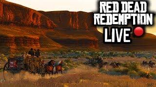 Red Dead Redemption 2 Hypestream - RDR GAMEPLAY *LIVE*! (RDR2 Preparation Let's Play Livestream)
