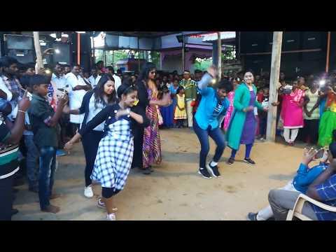 Thasara Vijay tv actors Dance