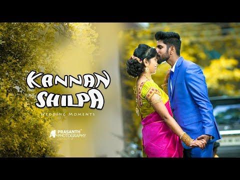 Kannan Shilpa | Neeyum Naanum Anbe Video Song | Imaikkaa Nodigal