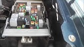Chevrolet Silverado Gmc Sierra 2007 2013 Fuse Box Diagrams Youtube