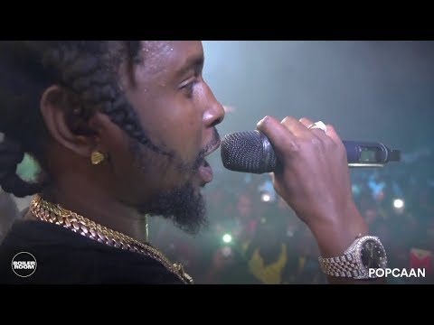 Popcaan Forever album playthrough | Boiler Room Kingston