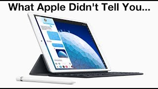 iPad Air 3 (2019) - What Apple Didn't Tell You!