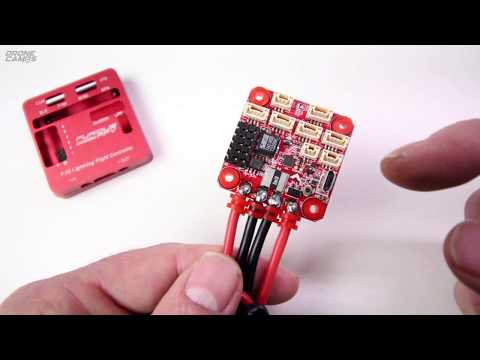 OFFICIAL RELEASE - Furious FPV F35 Lightning Flight Controller FIRST LOOK -Review, Unbox, Setup, Tip