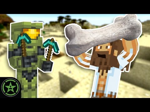 Let's Play Minecraft: Ep. 214 - Fossil Finders