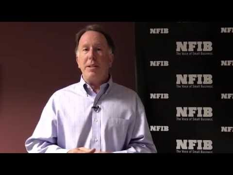 NFIB member Tom Kenney explains why he is a #smallbizvoter