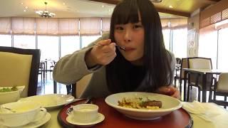 【ハンバーグ】を食べる高校2年生【ブランヴェール那須】 thumbnail