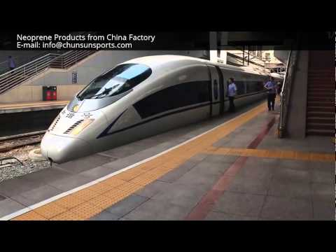 High Speed Trains in China