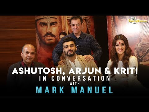 Ashutosh Gowariker, Arjun Kapoor and Kriti Sanon in conversation with Mark Manuel about Panipat Mp3